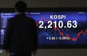 Chứng khoán châu Á tăng với hy vọng kích thích